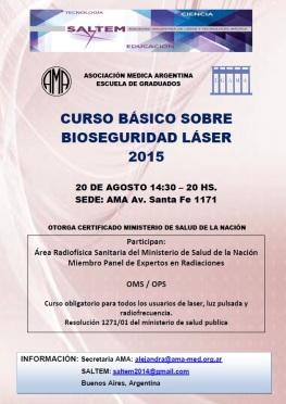CURSO BIOSEGURIDAD LASER 20-8-15