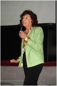 DRA. ILIANA BENZAQUEN