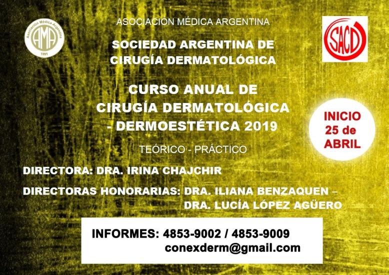 flyer curso sacide 2019
